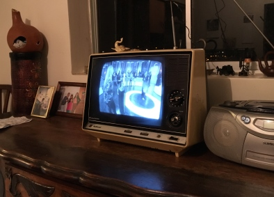 50 years-old TV