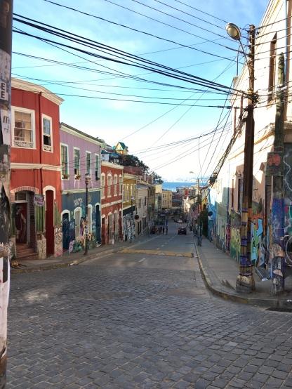 Valpo's Streets